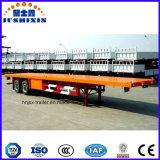 40 3 Fuwa Axle тонн трейлера платформы планшетного Semi
