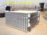 guarnigione tubolare ornamentale della guida del PVC di 2000mm*2400mm che recinta per il servizio dell'Australia