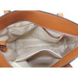 Ming華最新のデザイン流行のショルダー・バッグ大きい容量のハンドバッグ柔らかい革デザイナートートバック