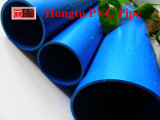 Water Supply Blue PVC Pipe를 위해 110mm*4.2mm UPVC