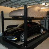 Подъем стоянкы автомобилей автомобиля неподвижный Scissor подъем автомобиля подъема корабля 4 столбов гидровлический