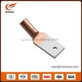 Connecteur en aluminium de terminal de cosse bimétallique d'en cuivre de compactage de Sy