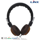 Seuls écouteurs de la meilleure qualité en bois MP3