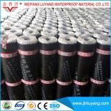 Membrana impermeable modificada Sbs bituminosa del betún de la membrana del precio barato