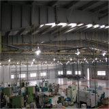 큰 공간을%s 가진 강철 구조상 산업 공장 건물