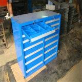 DIY Garage-modulares Metalrollen-großer Hilfsmittel-Schrank-Speicher-Stahlwerktisch