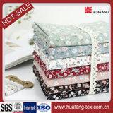 100% tela impresa algodón para la venta al por mayor
