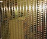 201 feuille d'acier inoxydable d'or de Ti de 304 miroirs