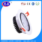 Plafonnier anti-reflet 12W LED