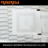 13.56MHz tag RFID de papier de l'IDENTIFICATION RF Ntag213 NFC