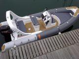 Bateau de sauvetage de bateaux de la Chine Liya 20FT FRP avec le bateau de côte de Hypalon de vente de moteur extérieur