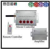 12 volts de luz de controle remoto da piscina do diodo emissor de luz