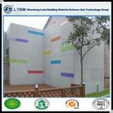 Доска цемента цвета для нутряной стены