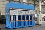 Máquina de vulcanización automática de goma portable de la banda transportadora