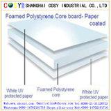 доска пены 5mm бумажная с высоким качеством для печатание цифров