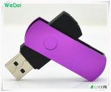 Palillo popular de la memoria del USB del eslabón giratorio del bajo costo con la garantía de 1 año (WY-M08)