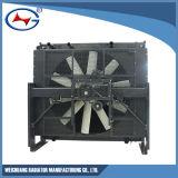H16V190-P-4: Radiador del agua para el conjunto de generador de Jichai