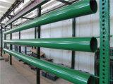 Pipe en acier peinte par vert de l'UL FM