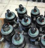 Teleskopischer Hydrozylinder für seitlichen Speicherauszug-Schlussteil