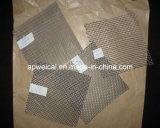 ステンレス鋼の布1 -2300meshのワイヤーネット、ネット(オランダ語、あや織り、明白な織り方)