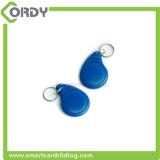 etiqueta impermeable de encargo del ABS marina RFID Keyfob del EM de 125kHz EM4200