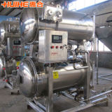 Steel inoxidável Autoclave para Package Food