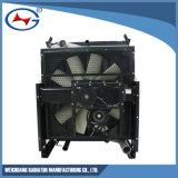 Tbd604bl6-3: Radiador de aluminio de la alta calidad para el conjunto de generador diesel
