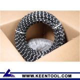 11.5mm Diamond Cutting Cable Saw für Granite Quarrying