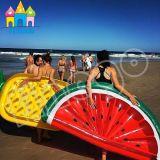 De opblaasbare Vlotters van de Watermeloen van de Citroen van de Flamingo van de Eenhoorn van Pegasus van de Pool Drijvende