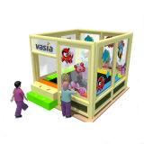Nouvelle cour de jeu d'intérieur de Vasia