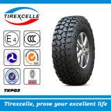 Neumático de calidad superior del vehículo de pasajeros Lt31*10.5r15 que compite con el neumático