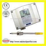 Nkee utilizó el sensor de la humedad del petróleo