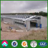 Aziende avicole prefabbricate della struttura d'acciaio della Cina con Ce, certificato di CSA&as