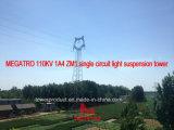 Megatro 110kv 1A4 Zm1 sceglie la torretta chiara della sospensione del circuito