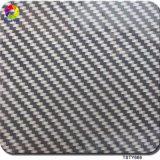 Película da impressão de transferência da água da fibra do carbono da película de transferência da água da largura de Tsautop 0.5m