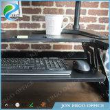 二重にガスの持ち上がることは立てる机(JN-LD02-A1)を