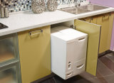 新しい普及したアクリルの直面された台所家具(zv-027)