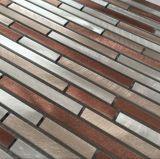 최신 인기 상품 스테인리스는 대리석 지구 벽 도와 모자이크를 섞었다