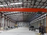 Les constructeurs dirigent la plaque d'acier inoxydable d'approvisionnement