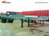 ポートのための2つの車軸45FTヤードシャーシ/ターミナルトレーラー