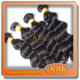 インドの毛の緩い波様式の高品質
