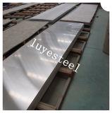 L'acier inoxydable a galvanisé la plaque 321 310S de fini de miroir de feuille