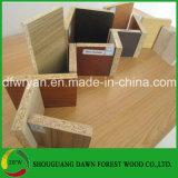 Heißes Verkaufs-Möbel-Grad-Melamin stellte Spanplatte gegenüber