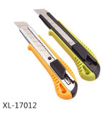 알루미늄 Alloy는 Utility Knife, 18mm Safety Cutter Knife를 문다 떨어져