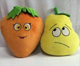 プラシ天によって詰められる果物と野菜のおもちゃのプラシ天のパイナップルおもちゃ