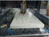 Máquina de gravura de pedra do CNC 3D para o jade de mármore do granito