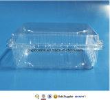 처분할 수 있는 플라스틱 과일 수송용 포장 상자 애완 동물 먹이 급료 물자 포장 상자 승인되는 1000 그램 FDA