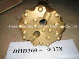 Prix usine ! ! ! Outil à marteau et à pastilles de la roche DTH de carrière d'exploitation de DHD360 Cop64
