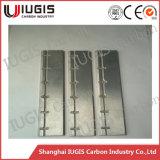 Heiße Verkaufs-Antimon Impreganted Kohlenstoff-Leitschaufeln für Drehpumpen-Vakuumpumpe-Kohlenstoff-Leitschaufel-Schaufel