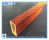 FRP Vierecks-Gefäß, Fiberglas-rechteckiger Stab, GRP Gefäß